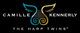 Camille y Kennerly Kitt: The Harp Twins: Metal con arpas y mas
