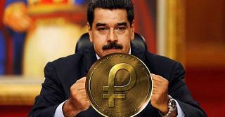 Tremenda jugada se ha apuntado el Presidente Maduro con el lanzamiento del Petro y el Petro Oro.