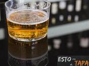 bares barras: 'Zurito', corto cerveza Vascongadas.
