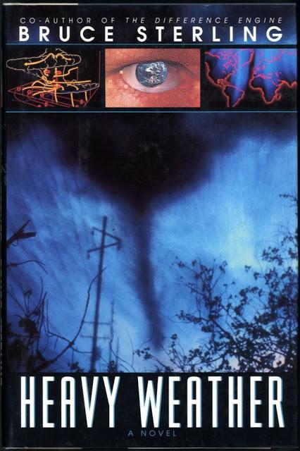 Heavy weather, de Bruce Sterling