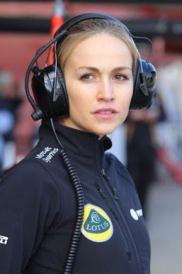 Carmen Jorda confirma que probará en la Fórmula E la semana entrante
