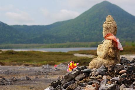 Osorezan, el monte del miedo en Japón