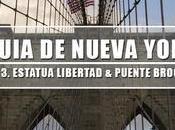 Ruta Nueva York Estatua Libertad puente Brooklyn