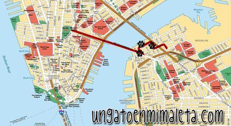 Dia 3. Ruta Nueva York – Estatua de la Libertad y puente de Brooklyn