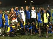 Angola comparte tercer puesto Torneo Internacional Dubai