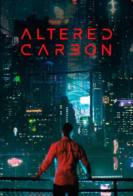 """Opinión de la serie """"Altered Carbon"""""""