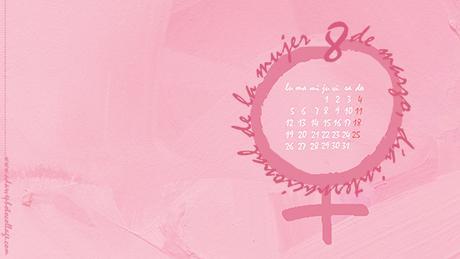 Fondo de pantalla calendario marzo 2018 paperblog for Fondo de pantalla calendario 2018