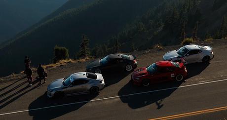 Toyota GT86/FRS: Conejitos sueltos por la montaña