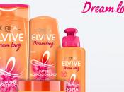 Campaña l´oreal elvive dream long