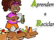 Aprender reciclar: recursos para infantil primaria
