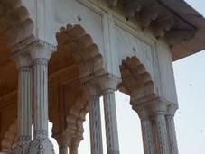 Agra, sombra Mahal