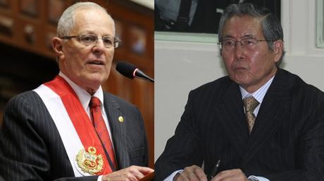 Otorgamiento del Indulto a Alberto Fujimori