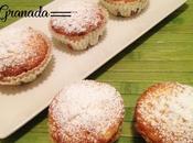 Muffins manzana gluten