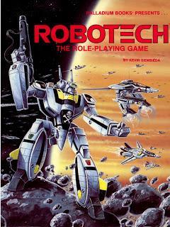 Palladium Books,tocado..y hundido?: Se quedan sin las licencias de Robotech