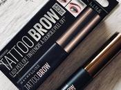 Maybelline: tattoo brow