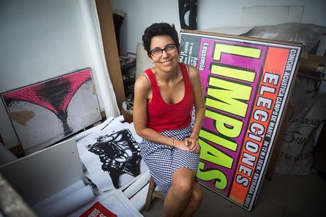 Natalia Iguiñiz y el arte de ser mujer