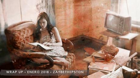 [WRAP UP] Enero 2018, libros y series