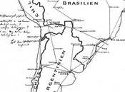 Historia imagen: mapa Sudamérica nazi