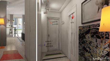 Reforma de un apartamento de soltero