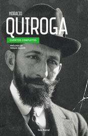 Quiroga: relatos extraños acá.