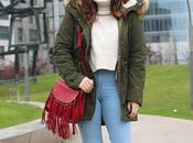 Outfit básico para invierno parka