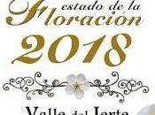 Oficina Turismo Valle Jerte comienza actualizar estado floración 2018