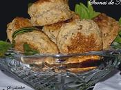 Scones Nueces