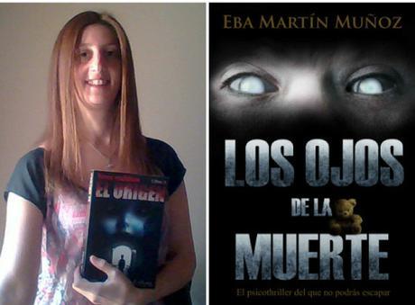 Intercambio de palabras con Eba Martín Muñoz
