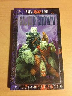 Novelas de Hombre Lobo: The Silver Crown