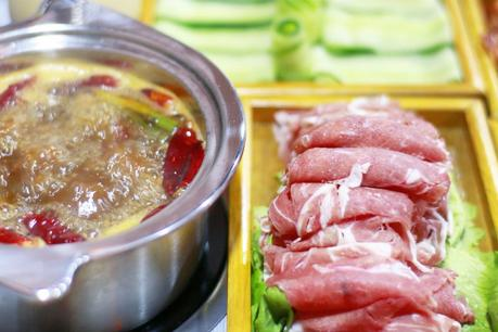 Hainao: comer hot pot en Madrid como un chino