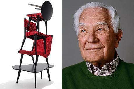 Designer Jens Risom.