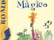 Reseña #122: DEDO MÁGICO Roald Dahl