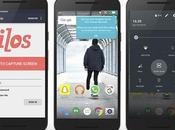 mejores aplicaciones para grabar pantalla móvil Android root.