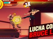está aquí Bruce Lee: Juego para Android