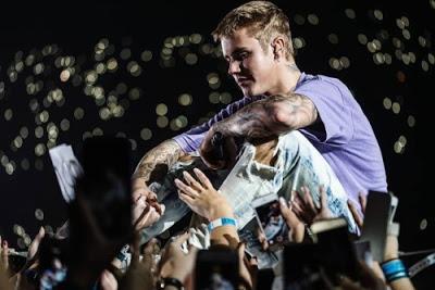 Justin Bieber ya pasó su 24 cumpleaños