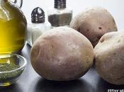 Receta patatas eneldo horno