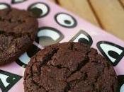 Cookies chocolate veganas