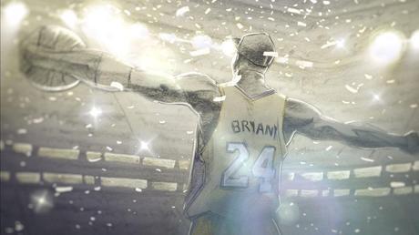 Kobe Bryant gana un Oscar.