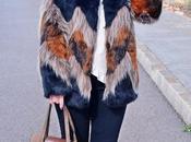 Cómo llevar abrigo pelo