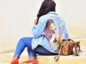 Denim jacket+ jeans