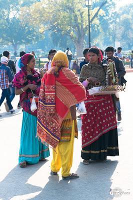 Vestido-mujer-india