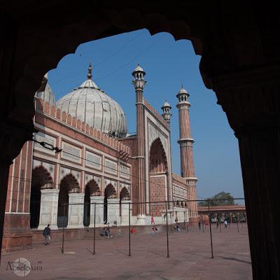 Mezquita-Jama-Masjid