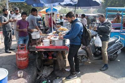 Puesto-comida-callejero