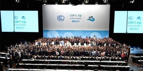 Todo lo que debes saber sobre la Cumbre del Clima de Bonn (COP23)