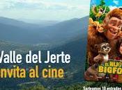 Valle Jerte invita cine
