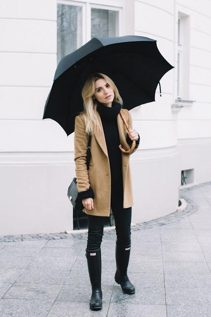 THE RAINY DAY OUTFIT | INSPIRATION