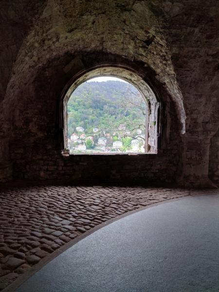 Castillo de Heidelberg. Alemania