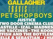 2018. Desveladas nuevas confirmaciones: Shop Boys, Justice, Belle Sebastian, Izal Kooks, entre otros