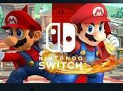 Super Smash Bros confirmado para Nintendo Switch