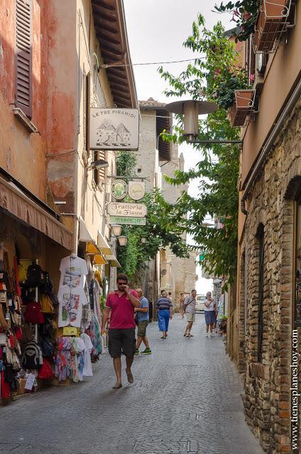Viajar Sirmione Italia Lago di Garda